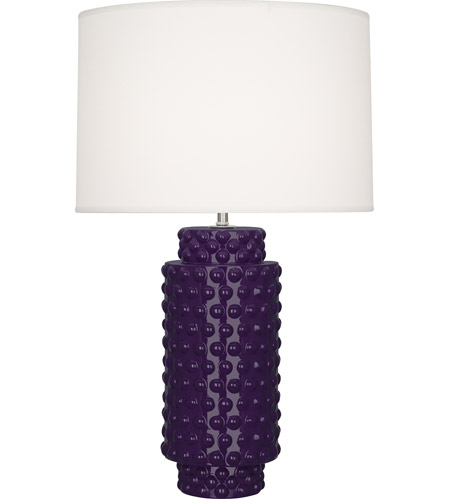 Robert Abbey Ceramic Dolly Table Lamps