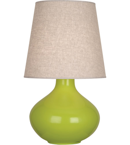 Apple Ceramic June Table Lamps