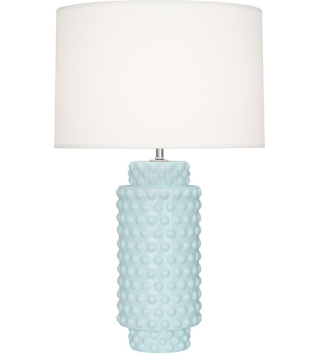 Robert Abbey Baby Blue Table Lamps