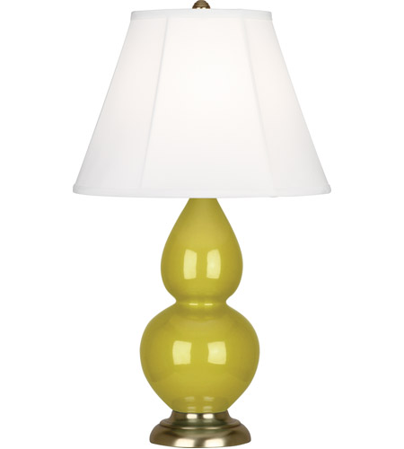 Citron Ceramic Table Lamps