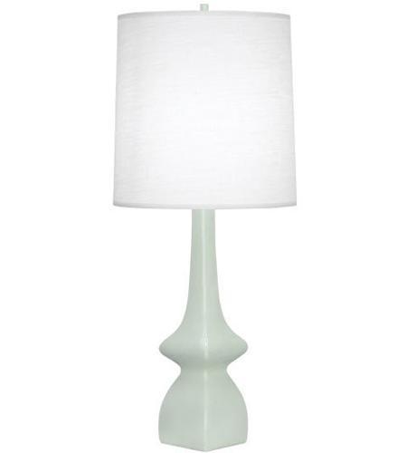 Robert Abbey CL210 Jasmine 31 Inch 150 Watt Celadon Table Lamp Portable  Light