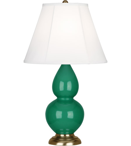 Emerald Small Double Gourd Table Lamps