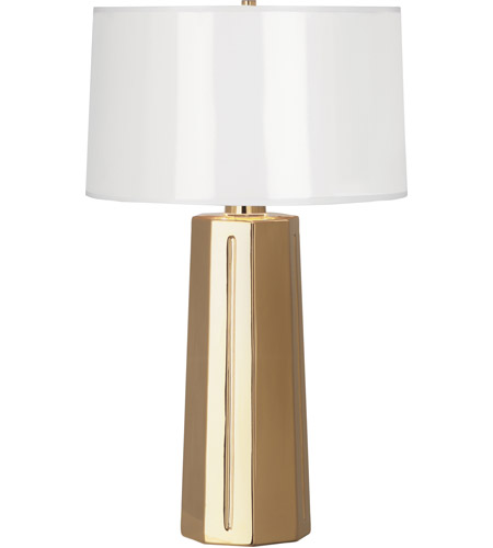 White and Gold Brass Table Lamps