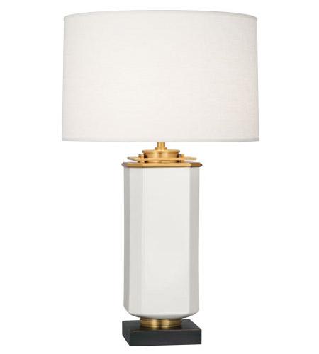 Robert Abbey L2547 Mary Mcdonald Empire 31 Inch 150 Watt Lily Table Lamp Portable Light