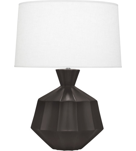 Robert Abbey Matte Coffee Table Lamps