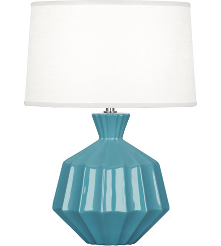 Steel Blue Orion Table Lamps