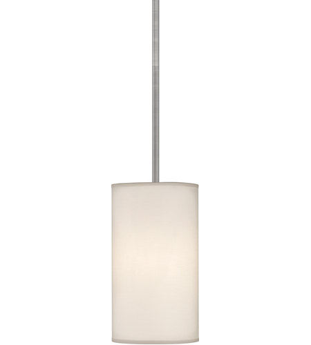 Robert Abbey S2186 Echo 1 Light 15 inch Stainless Steel Pendant Ceiling Light photo thumbnail