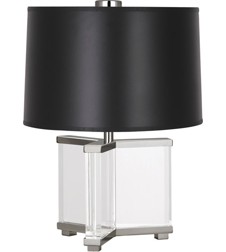 Polished Nickel Fineas Table Lamps