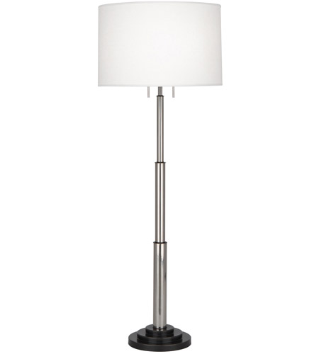 59 inch 100 watt antique silver floor lamp portable light photo. Black Bedroom Furniture Sets. Home Design Ideas