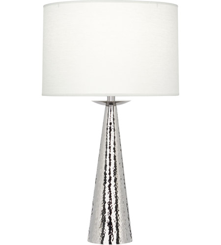 Robert abbey s9869 dal 30 inch 150 watt polished nickel table lamp robert abbey s9869 dal 30 inch 150 watt polished nickel table lamp portable light aloadofball