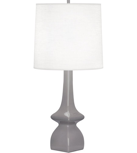 Robert Abbey Smokey Taupe Table Lamps