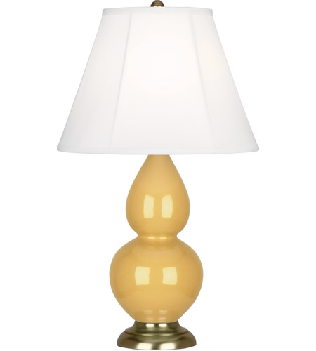 Robert Abbey Sunset Yellow Table Lamps
