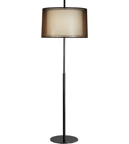 Robert abbey z2181 saturnia 64 inch 150 watt deep patina for 150 watt floor lamp
