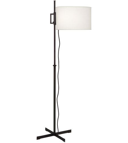 Robert abbey z2851 max 40 inch 150 watt deep patina bronze for 150 watt floor lamp