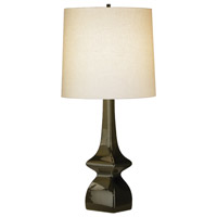 Jayne 31 inch 150 watt Tobacco Table Lamp Portable Light in Light Beige Linen