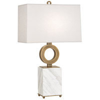 Robert Abbey Oculus Table Lamps