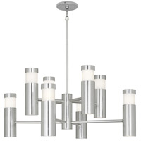 Robert Abbey 596 Peek 16 Light 32 inch Polished Aluminum Chandelier Ceiling Light