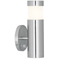 Robert Abbey 597 Peek 2 Light 5 inch Polished Aluminum Wall Sconce Wall Light
