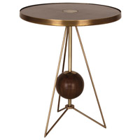 Robert Abbey Ojai Side Table in Rhbn 784