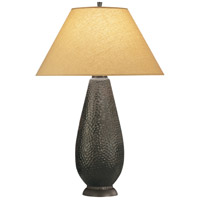 Robert Abbey 9856 Beaux Arts 34 inch 150 watt Antique Rust Table Lamp Portable Light in Golden Saki