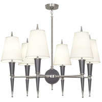 Robert Abbey A604X Jonathan Adler Versailles 6 Light 37 inch Chandelier Ceiling Light