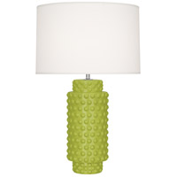 Robert Abbey Apple Ceramic Table Lamps