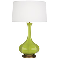 Ceramic Pike Table Lamps