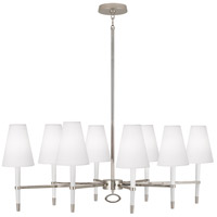 Robert Abbey AW718 Jonathan Adler Ventana 8 Light 26 inch Chandelier Ceiling Light