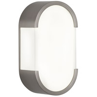 Robert Abbey B1318 Bryce 2 Light 7 inch Brushed Nickel Wall Sconce Wall Light thumb