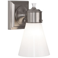 Williamsburg Blaikley 1 Light 6 inch Brushed Nickel Wall Sconce Wall Light