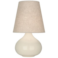 Robert Abbey BN91 June 24 inch 150 watt Bone Accent Lamp Portable Light