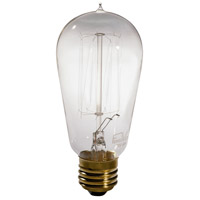 Robert Abbey Signature Edison 40 watt 110V Bulb in 6