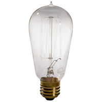 Robert Abbey Signature Edison 40 watt 110V Bulb in 9
