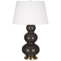 Coffee Triple Gourd Table Lamps