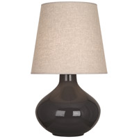 Coffee Ceramic June Table Lamps