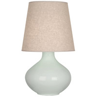 Robert Abbey CL991 June 31 inch 150 watt Celadon Table Lamp Portable Light in Buff Linen
