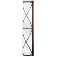 Robert Abbey Chase 4 Light Wall Sconce in Dan D1987