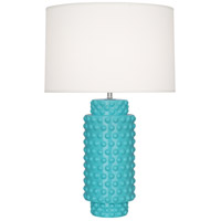 Robert Abbey Egg Blue Table Lamps
