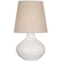 Robert Abbey LY991 June 31 inch 150 watt Lily Table Lamp Portable Light in Buff Linen