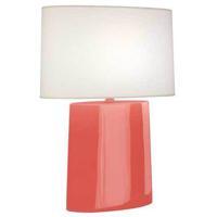 Robert Abbey ML03 Victor 26 inch 100.00 watt Melon Glazed Ceramic Table Lamp Portable Light
