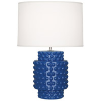 Robert Abbey Marine Ceramic Table Lamps
