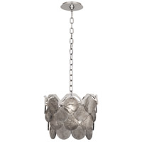 Robert Abbey Hope 4 Light Pendant in Polished Nickel S1895