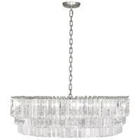 Robert Abbey S1919 Spectrum 6 Light 32 inch Polished Nickel Pendant Ceiling Light photo thumbnail