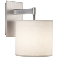 Robert Abbey S2182 Echo 1 Light 8 inch Stainless Steel Wall Sconce Wall Light
