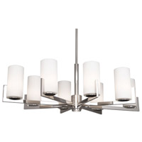 Robert Abbey Wesley 9 Light Chandelier in Lnn S2355