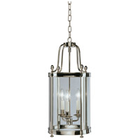 Robert Abbey S3360 Blake 3 Light 11 inch Polished Nickel Pendant Ceiling Light