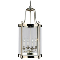 Robert Abbey S3361 Blake 4 Light 15 inch Polished Nickel Pendant Ceiling Light