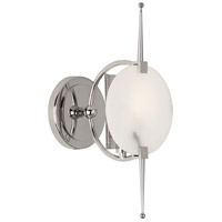 Robert Abbey S529 Jace 1 Light 6 inch Polished Nickel Wall Sconce Wall Light