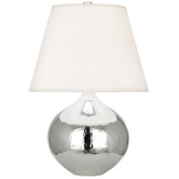 Robert Abbey S9870 Dal 19 inch 100 watt Polished Nickel Accent Lamp Portable Light