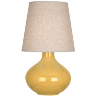 Sunset Yellow June Table Lamps